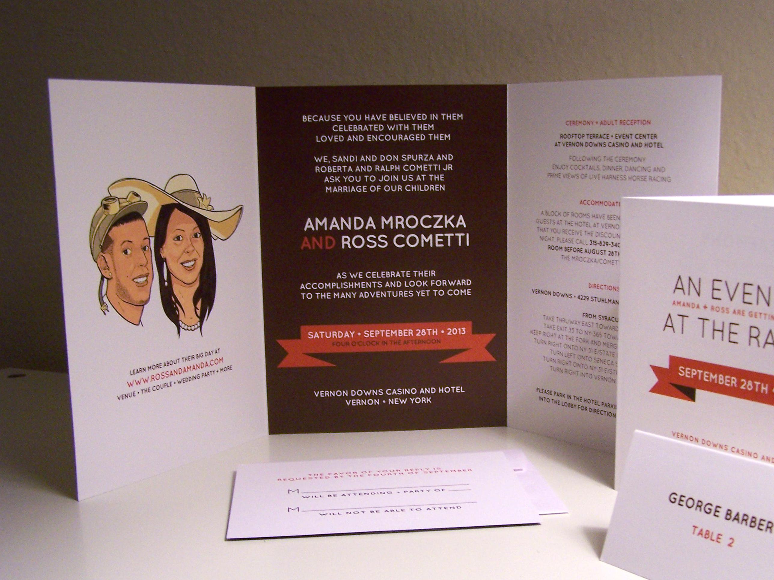 Thermography Invitation was amazing invitations ideas